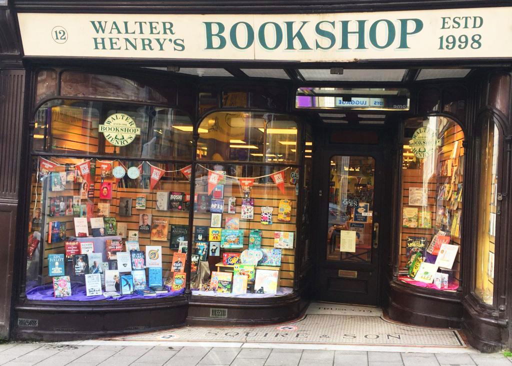 walter henrys bookshop bideford